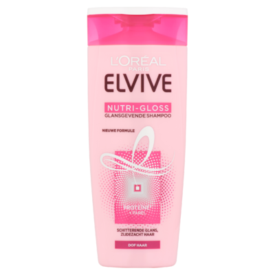 Elvive Nutri - Gloss Glansgevende Shampoo 250 ml