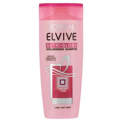 Elvive Nutri-Gloss Vitaliserende Shampoo 250 ml