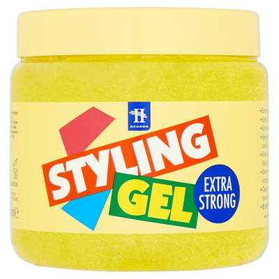 Hegron Styling Gel Extra Strong 1000 ml