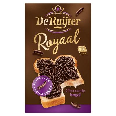 De Ruijter Royaal Chocoladehagel 380 g