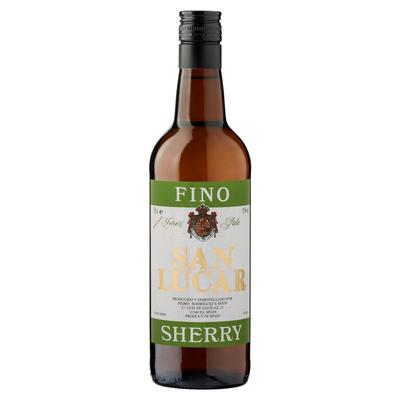San Lucar Fino Sherry 0,75 L