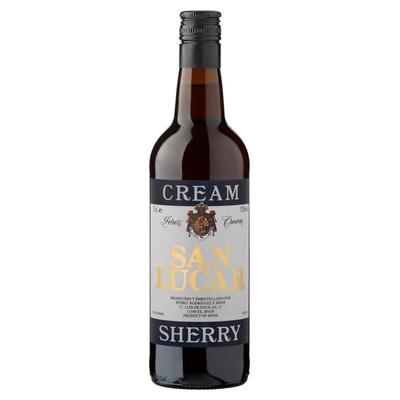 San Lucar Cream Sherry 0,75 L