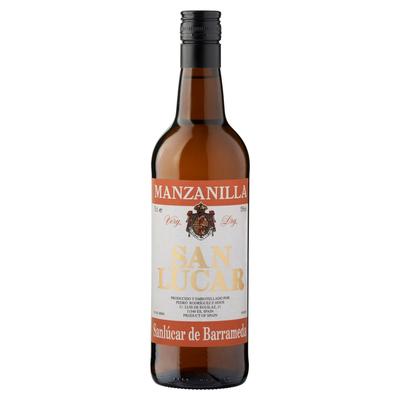 San Lucar Manzanilla Wit 0,75 L