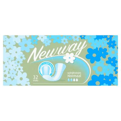 NewWay Inlegkruisjes Normaal 32 Stuks