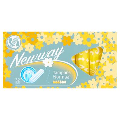 NewWay Tampons Normaal 32 Stuks