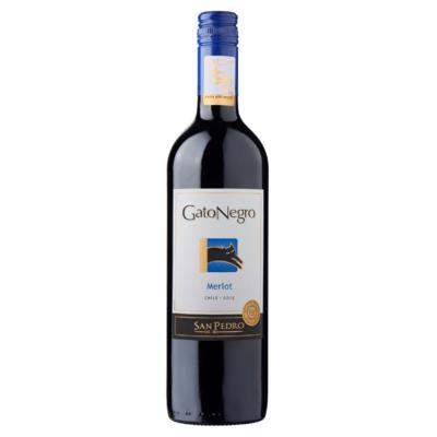 Gato Negro Chileense wijn  Merlot
