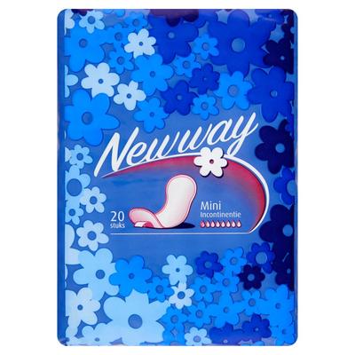 NewWay Incontinentie Maandverband Mini 20 Stuks