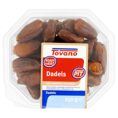 Tovano Dadels 250 g