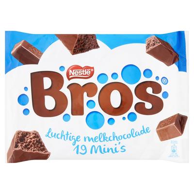 Nestlé Bros Mini 19 Stuks 190 g