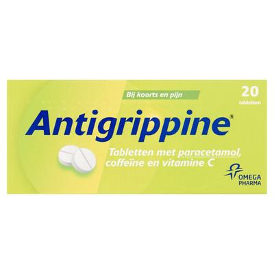 Antigrippine 20 Stuks