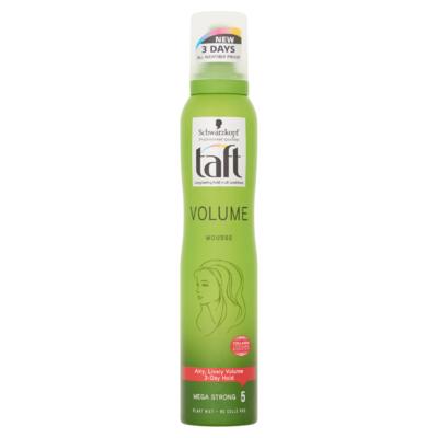 Taft Volume Mousse Mega Strong 200 ml