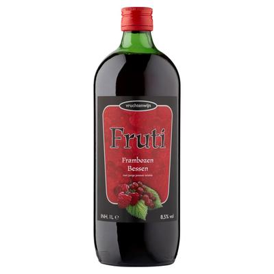 Fruti Vruchtenwijn Frambozen Bessen 1 L
