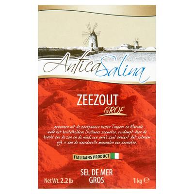 Antica Salina Zeezout Grof 1 kg