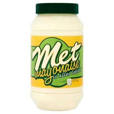 Met Mayonaise 650 ml