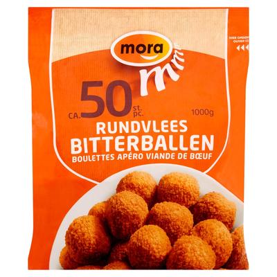 Mora Rundvlees Bitterballen 1000 g