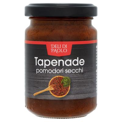 Deli di Paolo Tapenade Pomodori Secchi 140 g
