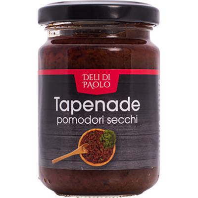 Deli Di Paolo Tapenade zongedroogde tomaat