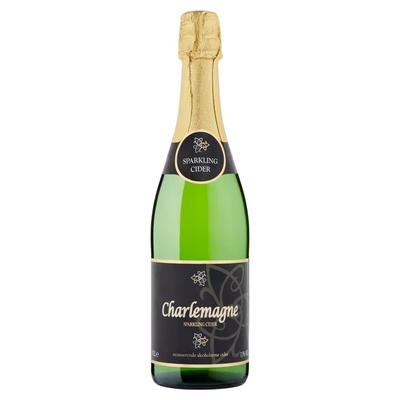 Charlemagne Sparkling Cider Wit 0,75 L