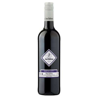 Jean Sablenay Merlot Rood 0,75 L