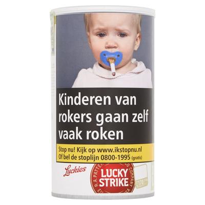 Lucky Strike Red VT XL Tin 77,5 g