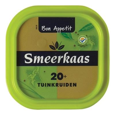 Bon Appetit Smeerkaas Tuinkruiden 20+