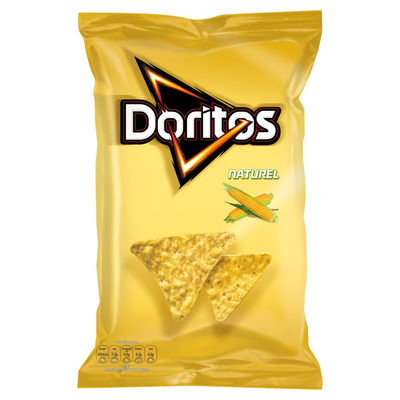 Doritos Maischips Naturel 205g