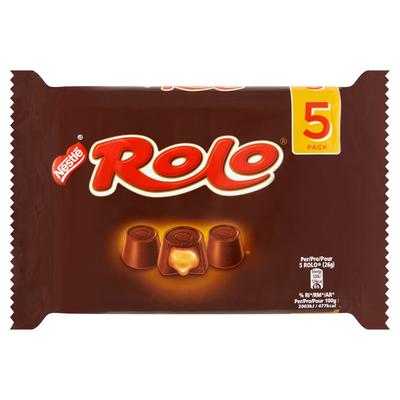 Nestlé Rolo 5-pack 5 x 52 g