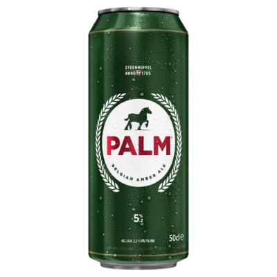 Palm Amber Speciaalbier Blik 50 cl