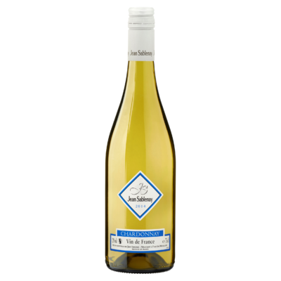 Jean Sablenay Chardonnay Wit 0,75 L