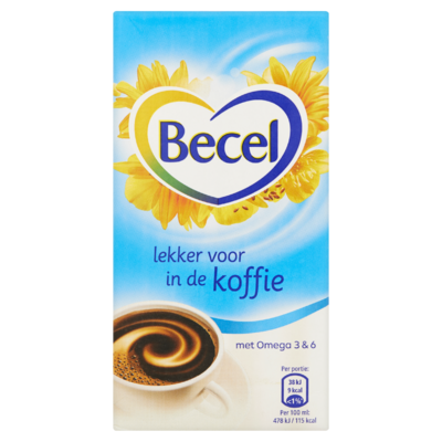 Becel voor in de koffie - Pak 464 ml