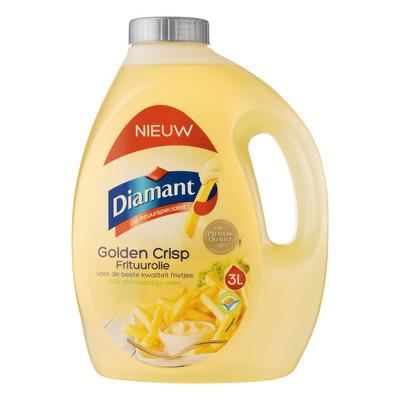 Diamant Golden crisp frituurolie