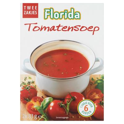 Florida Tomatensoep 2 x 83 g