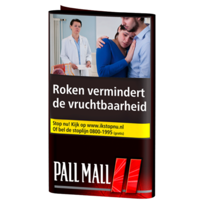 Pall Mall Red XL Pouch