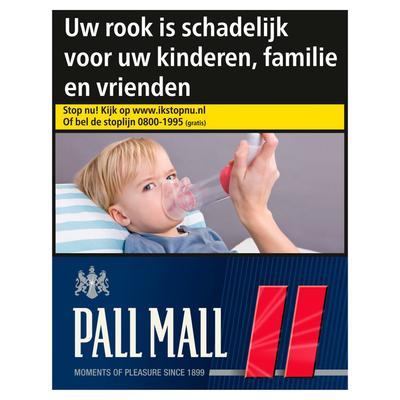 Pall Mall Red Mega 36