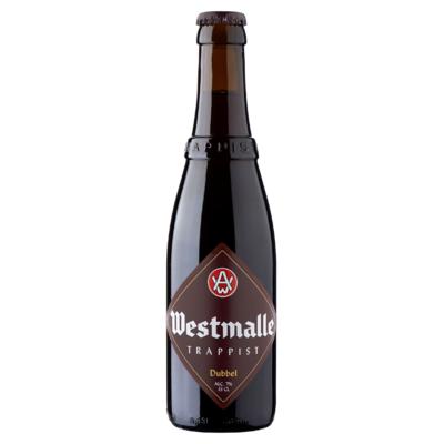 Westmalle Trappist Dubbel Fles 33 cl