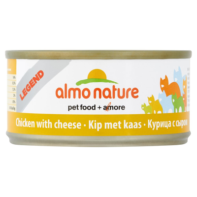 Almo Nature Legend Kattenvoeding Kip Kaas 70 g