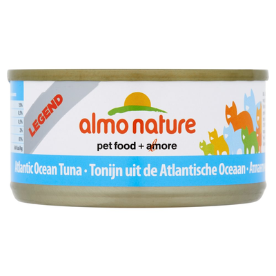 Almo Nature Kattenvoeding Tonijn 70 g