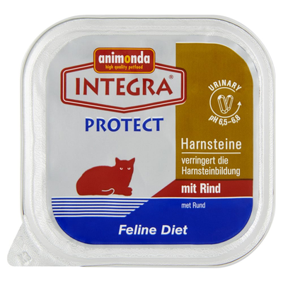 Integra Protect Kattenvoeding Urinary Feline Diet Rund 100 g