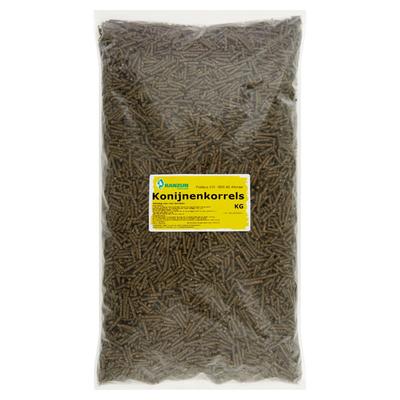 Ranzijn Tuin & Dier Konijnenkorrels 4,5 kg