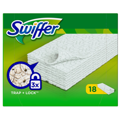 Swiffer Sweeper droge doekjes x18