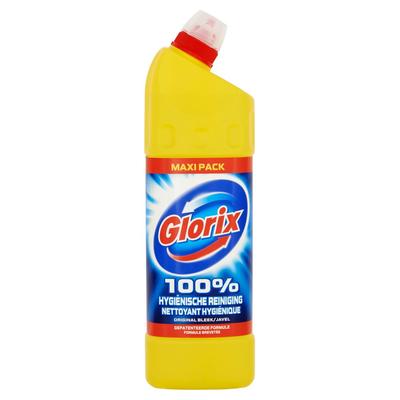 Glorix 100% Hygiënische Reiniging Original Bleek Maxi Pack 1 L