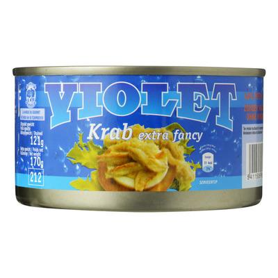 Violet Krab extra fancy zonder kraakbeen