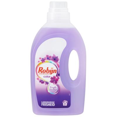 Robijn Vloeibaar wasmiddel kleur 21 wasbeurten