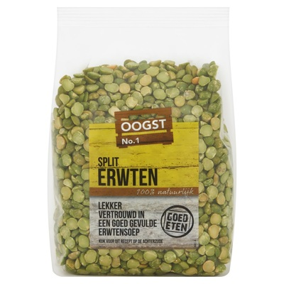 Oogst No. 1 Spliterwten 500 g