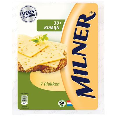 Milner Komijn 30+ plakken