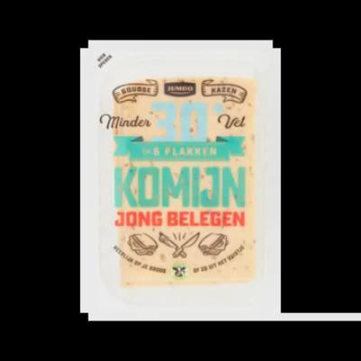 Huismerk Jong Belegen Komijn Kaas 30+ Plakken