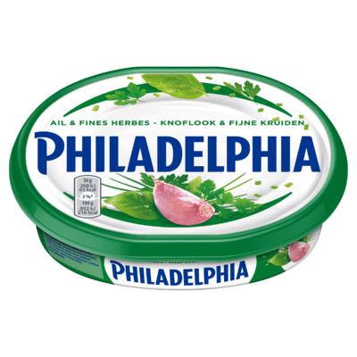 Philadelphia Roomkaas Kruiden 185 g