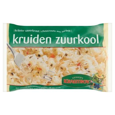 Kramer's Krautboy Kruidenzuurkool 520 g