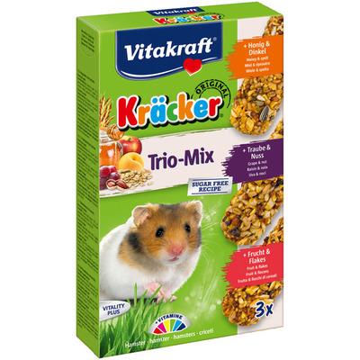 Vitakraft Kräckers hamster honing-fruit