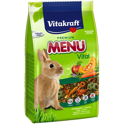 Vitakraft Menu vital dwergkonijnen